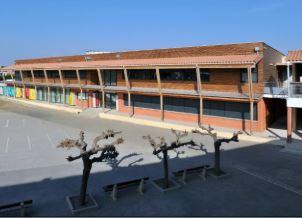 Strutures bois couvertures - College frederic mistral port de bouc ...